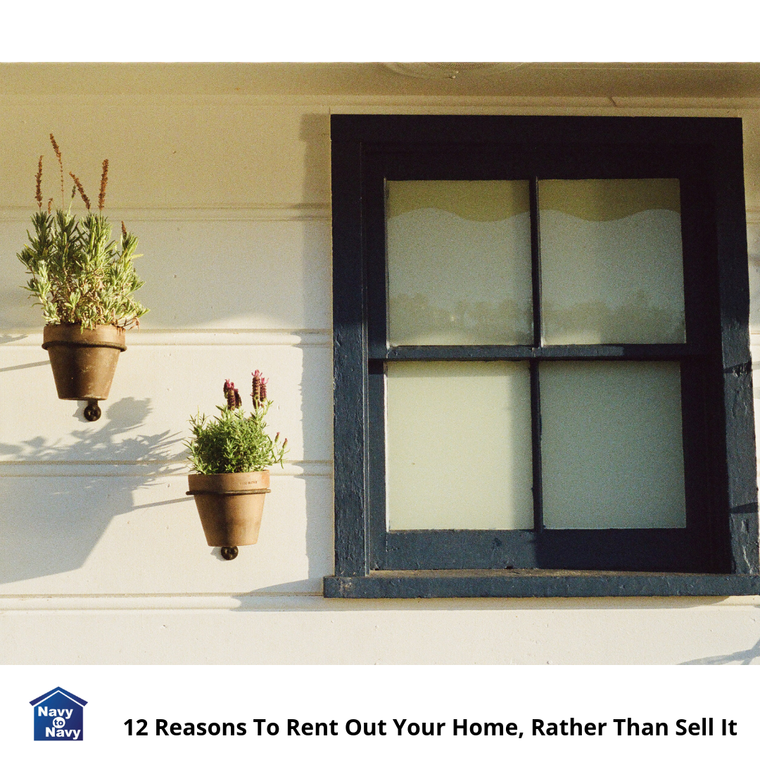 12 reasons to rent out your home