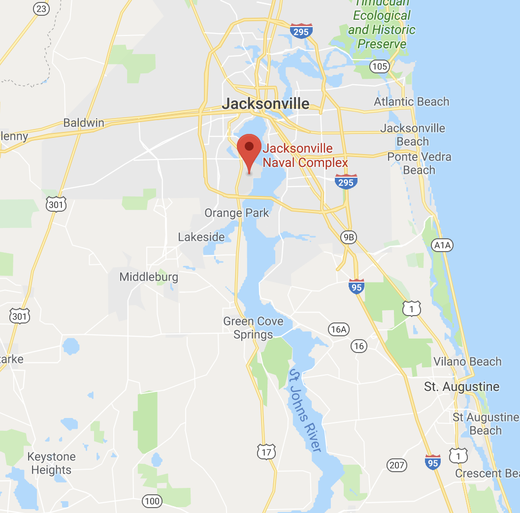 homes for rent near jacksonville base NAS Navy personnel