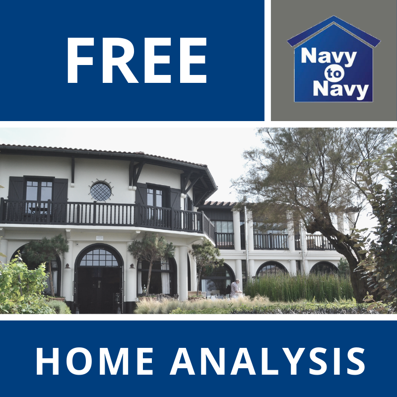 property rental analysis navy to navy realtor