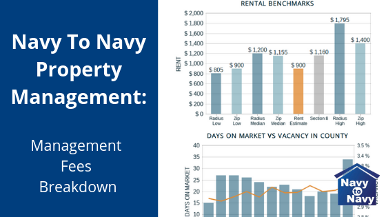 property manager fees jacksonville fl - navy to navy homes