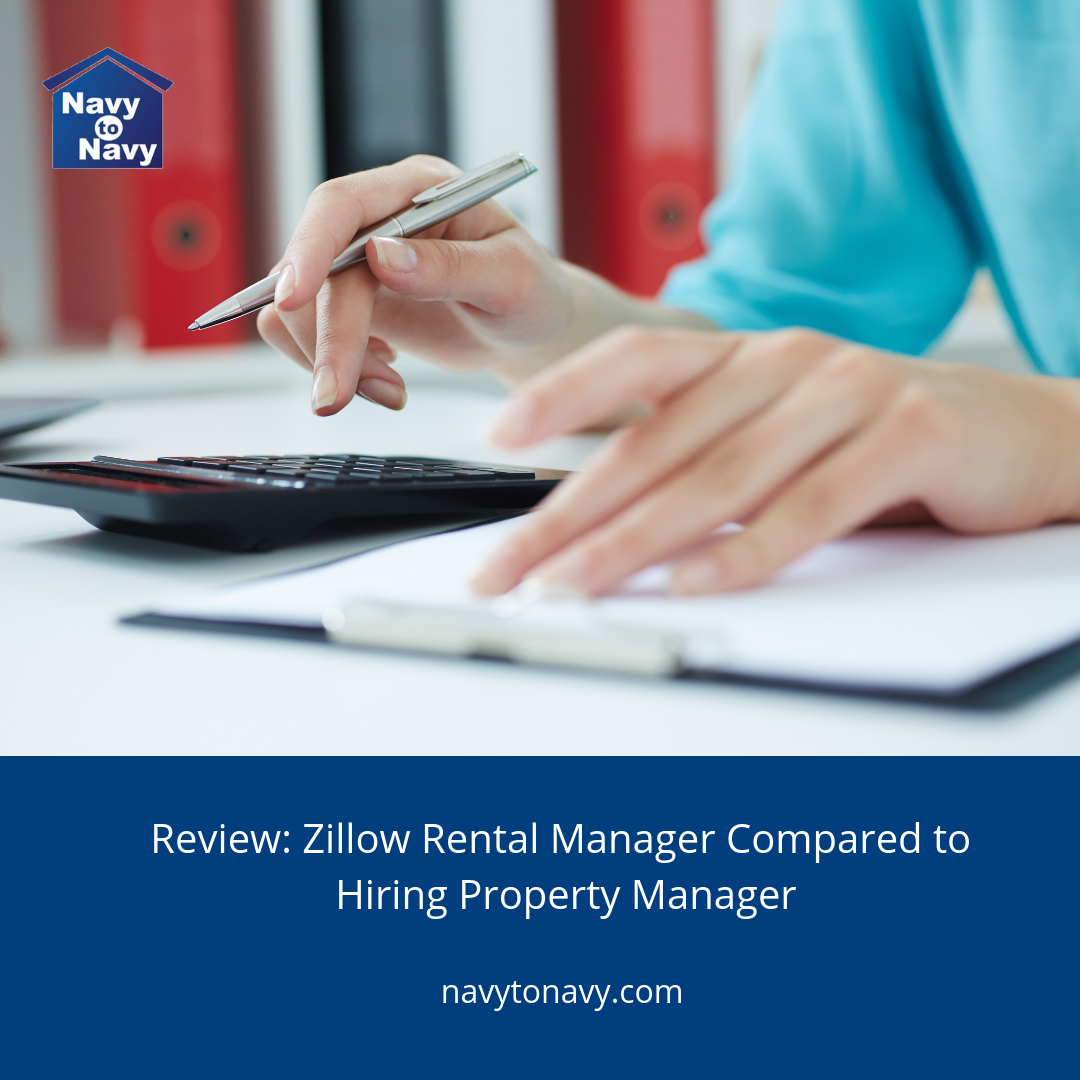 Zillow Rent Houses: Review: Zillow Rental Manager Compared To Hiring Property