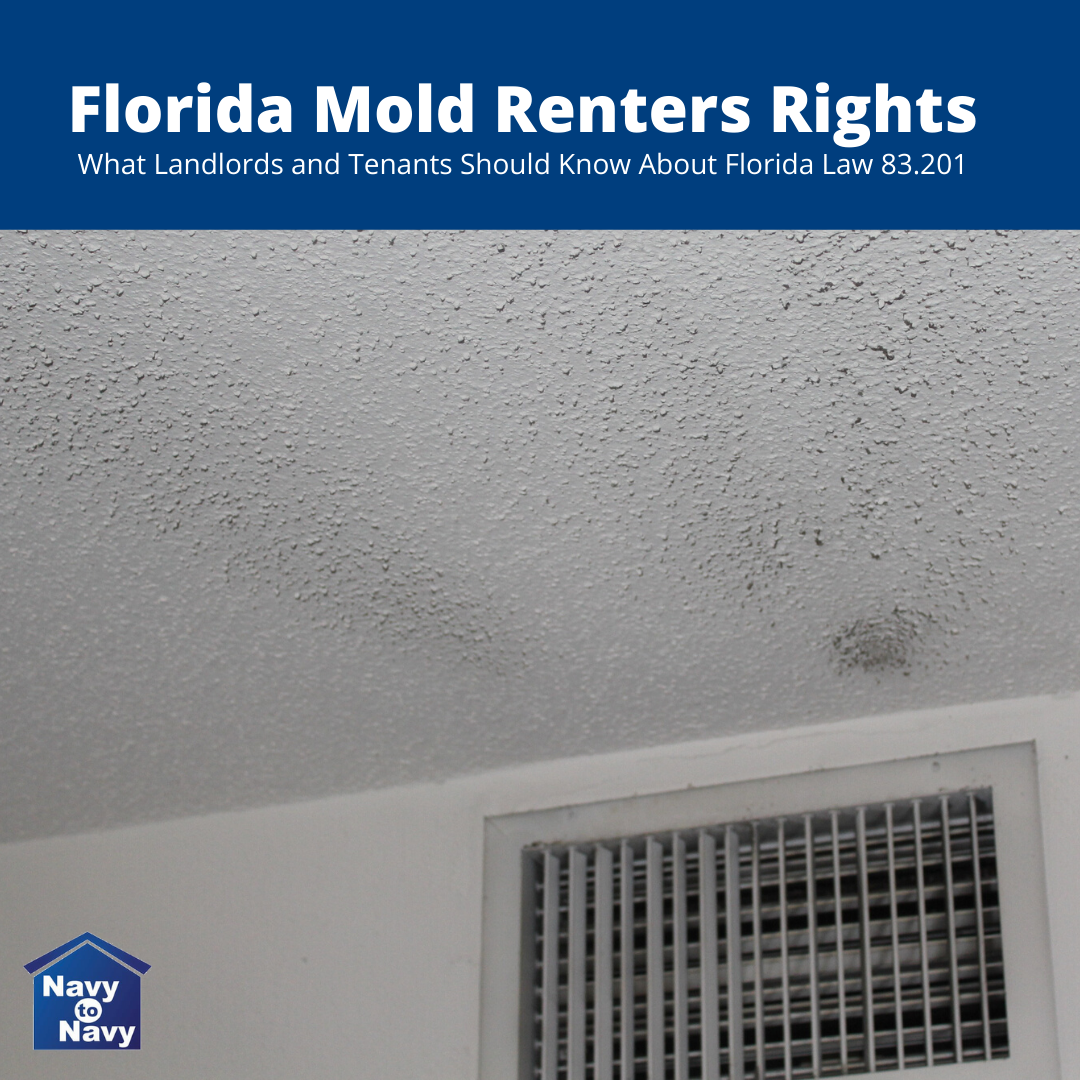 Florida Mold Renters Rights - Florida Law 83.201